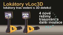 3D lokátory