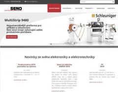 stroje pro výrobu kabelové konfekce